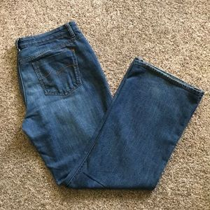 Boot Cut Jeans by DKNY